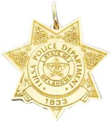 Custom star shaped mini-badge and badge jewelry