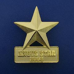 Angus Star award pin