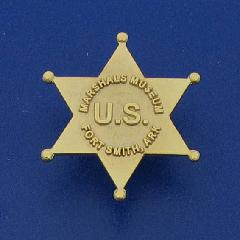 Fort Smith U. S. Marshal Museum pin
